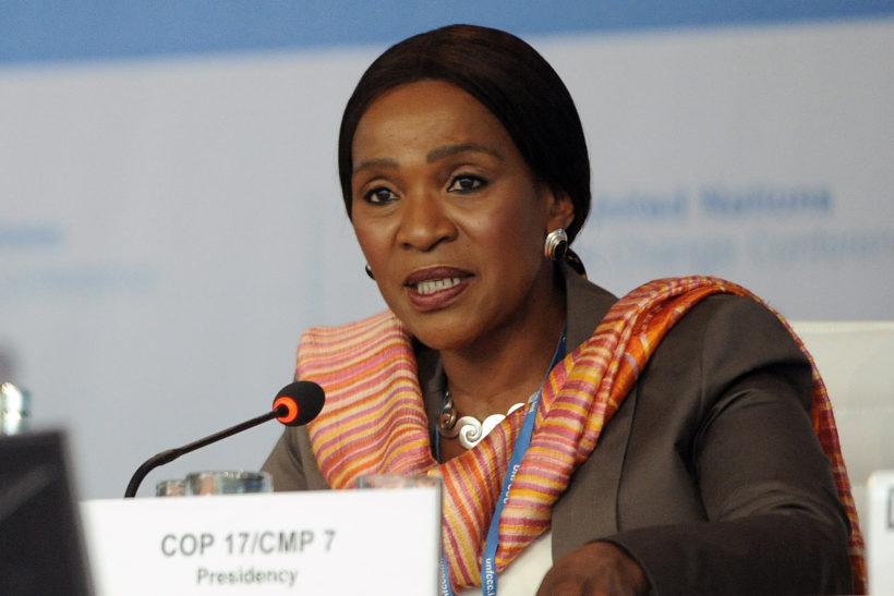 Nozipho Joyce Mxakato-Diseko