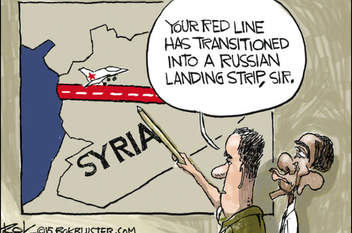 Red Line in Syria