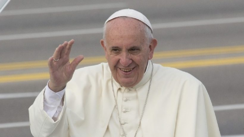 Pope secretly met Kentucky clerk over gay marriage licenses