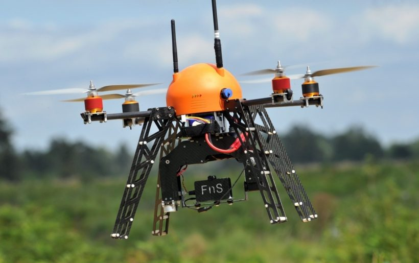 Drone Close Calls Spur Government to Require Registration