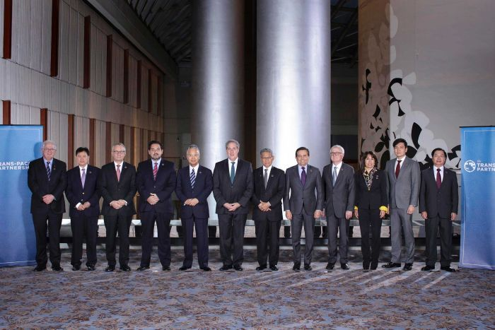 Twelve Countries Reach Trans-Pacific Partnership Deal