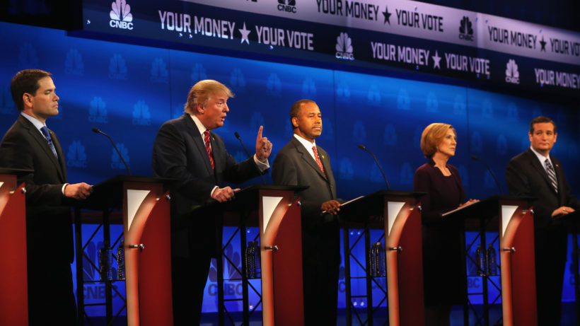 Republican Campaigns Take Greater Control Over Debate Formats