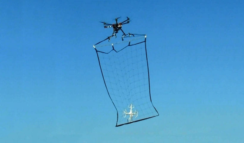 Japan-drone-catching-drone