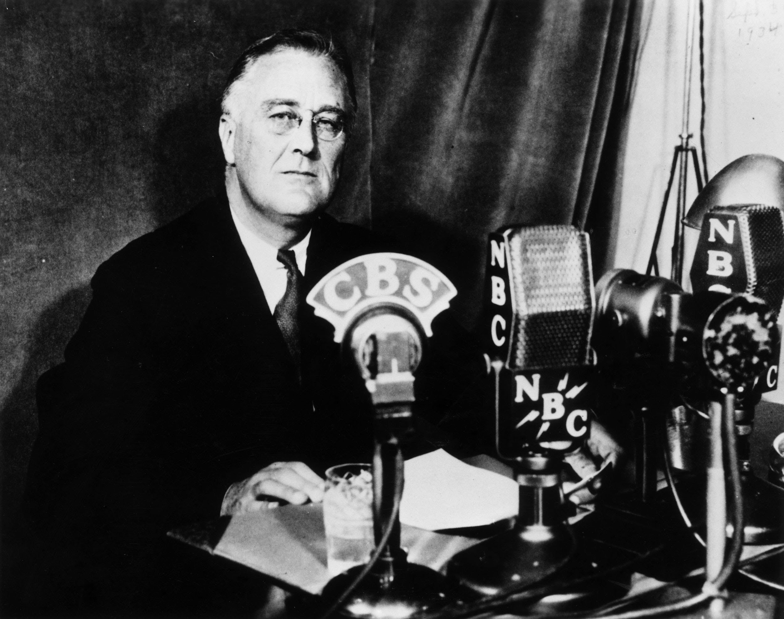 FDR on Japan the year before Pearl Harbor