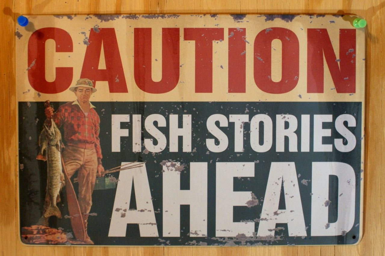 �climate change� fish story