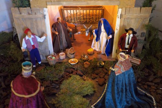 Nativity scene controversy