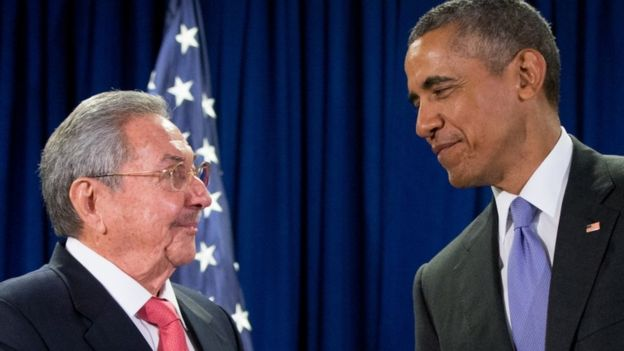 United States eases trade restrictions with Cuba
