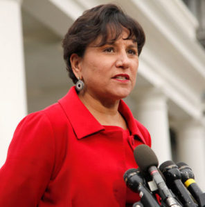 Billionaire Penny Pritzker was nominated to serve as U.S. Secretary of Commerce by President Obama in May 2013.