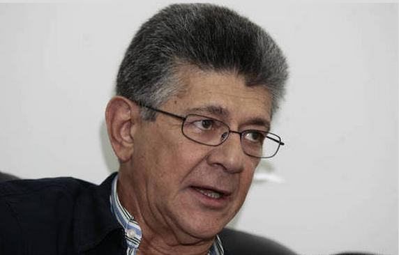 Henry Ramos Allup, Speaker of the National Assembly