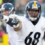 Pittsburgh Steelers' Kelvin Beachum