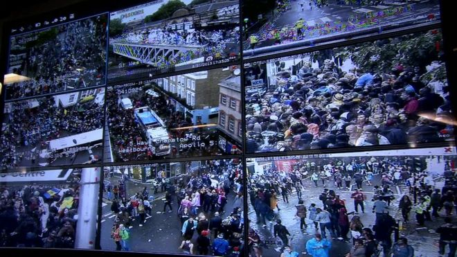Super-recognisers study thousands of hours of CCTV, scanning the faces of people in crowds (BBC)