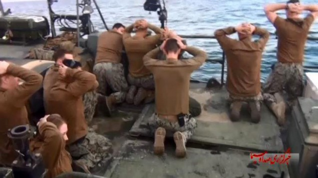 Details on Iran's abuse of US sailors remain classified