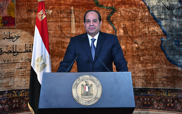 Egyptian President Abdel Fattah al-Sisi (Photo: AFP)