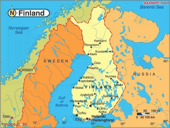 Finland_map