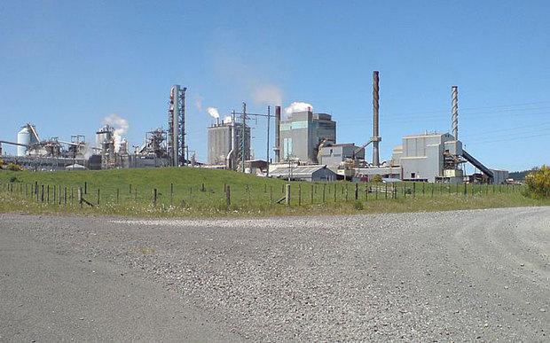 Kinleith Mill, Tokoroa