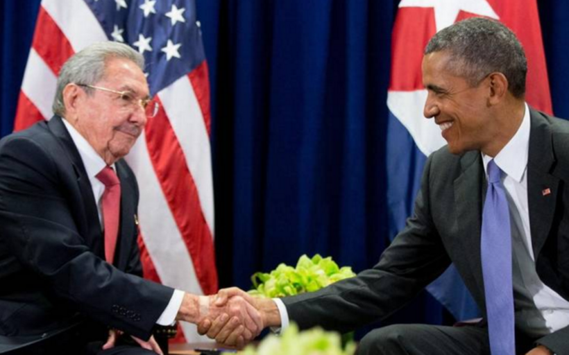NJ Cuban-Americans Speak Out Against Obama Visit
