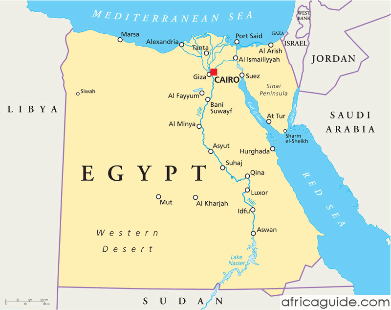egypt_cairo_map