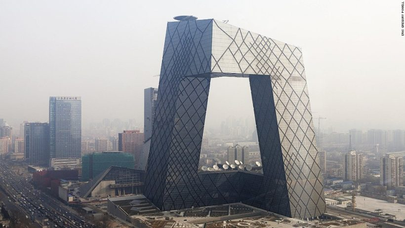 'Weird' buildings to be curbed in China