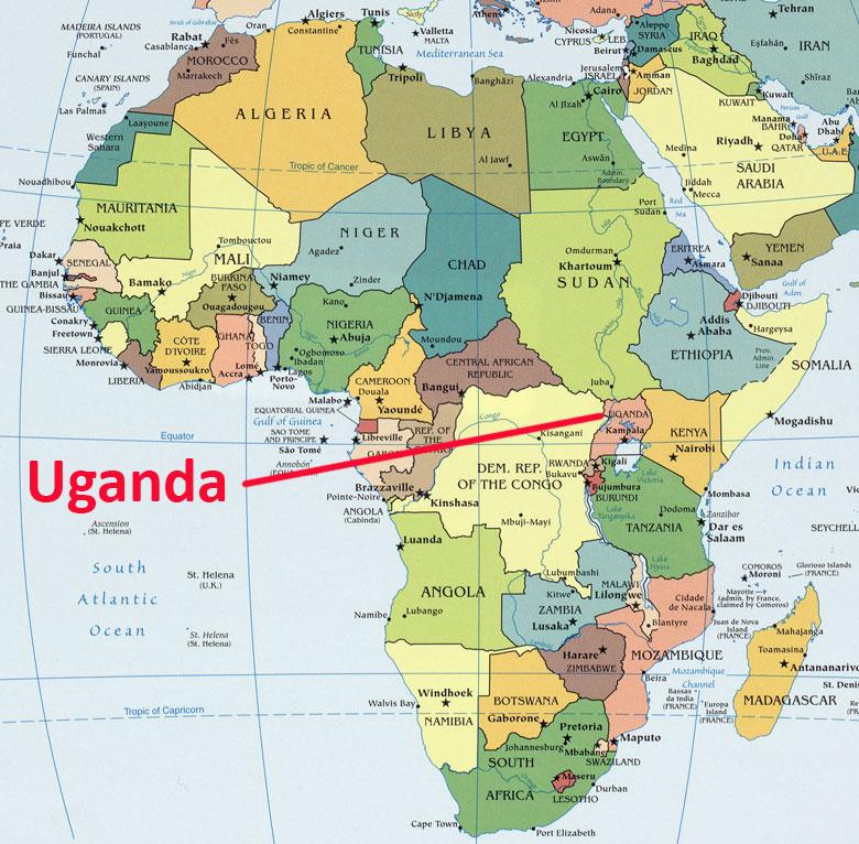 uganda-map