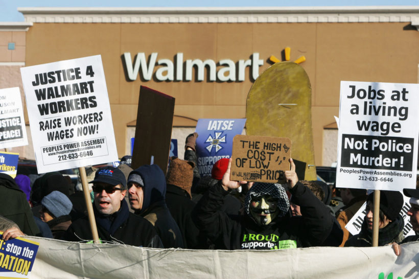 Killing the Working Class at Wal-Mart