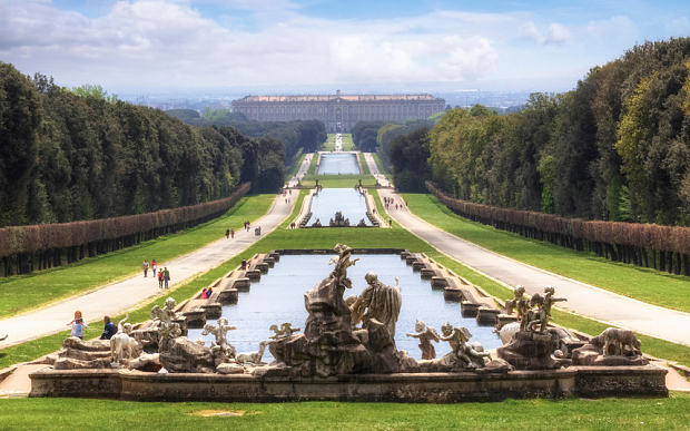 Royal Palace of Caserta, Caserta, Campania, Italy