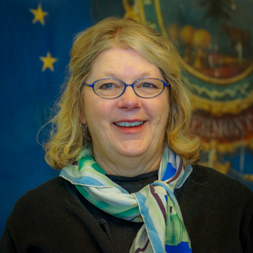 Vermont state Senator Jeanette White sponsored the bill to legalize recreational marijuana.