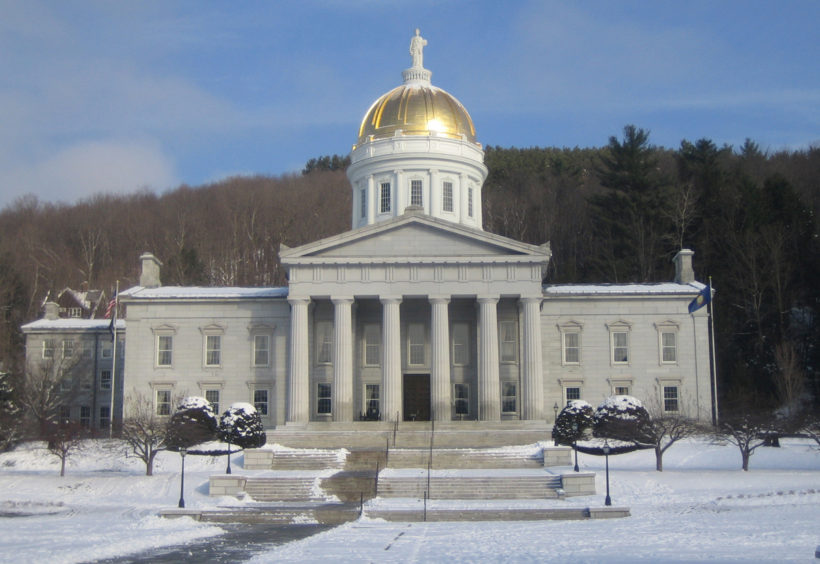 Vermont legislature on track to be first in U.S. to legalize marijuana