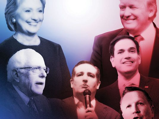 Takeaways from Michigan: Questions loom for Hillary Clinton and Marco Rubio