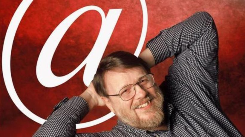 Ray Tomlinson, creator of email, dies