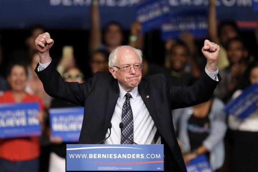 Sanders Surprise