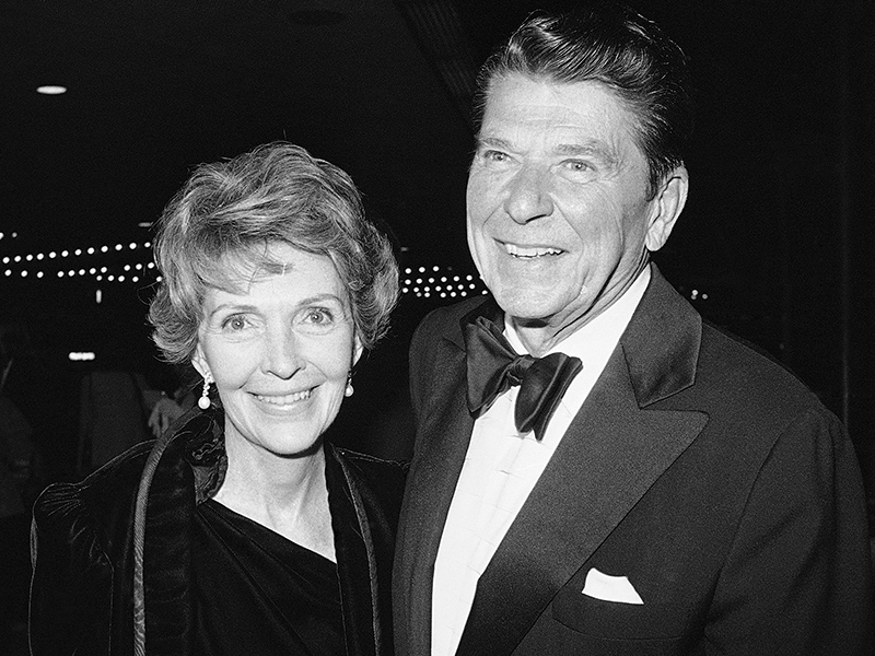 Washington Post Slams Nancy Reagan in Obituary