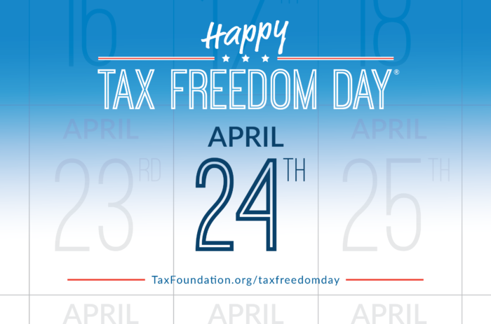 Tax Freedom Day later this year