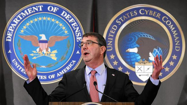 Pentagon wages cyberwar against Islamic State