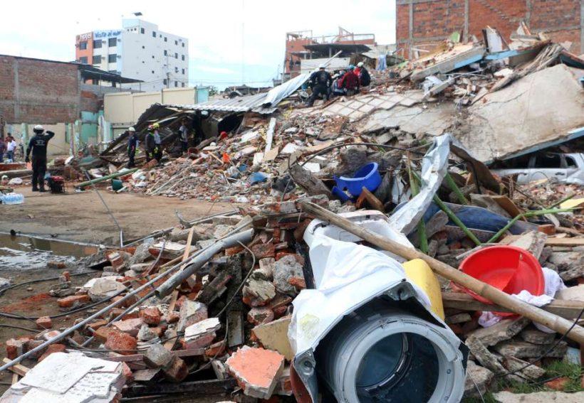 News from Ecuador, Great Britain and Venezuela
