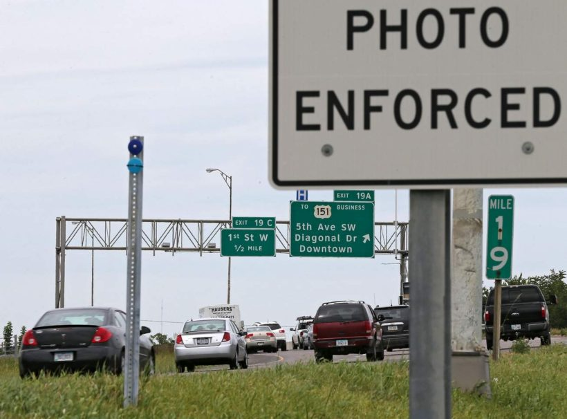 Speed-Camera Debate Ramps Up