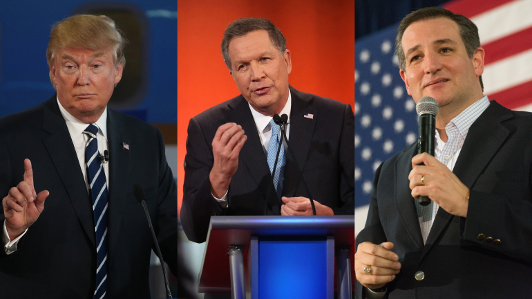 Cruz and Kasich unite to take down Donald Trump