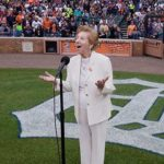 89-year-old Holocaust survivor sings U.S. anthem at Detroit Tigers game