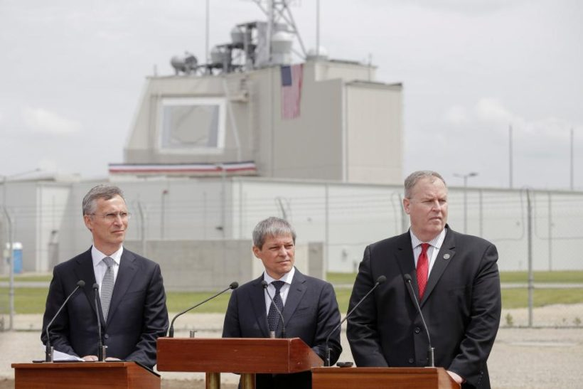 U.S. activates Romanian missile defense site, angering Russia