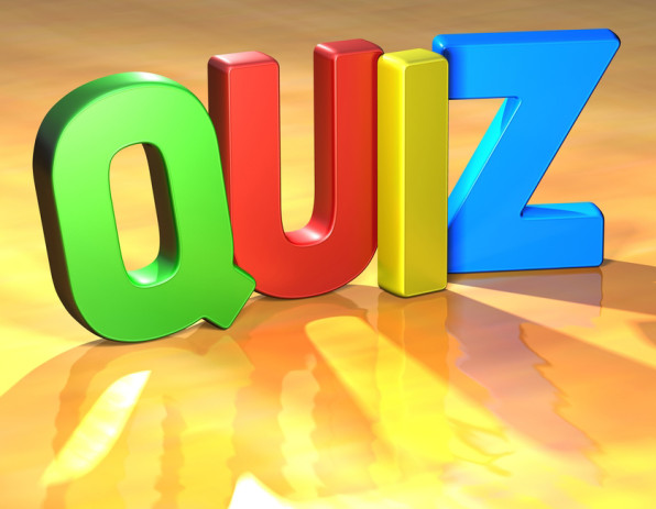 News quiz for week ending 5/27/16