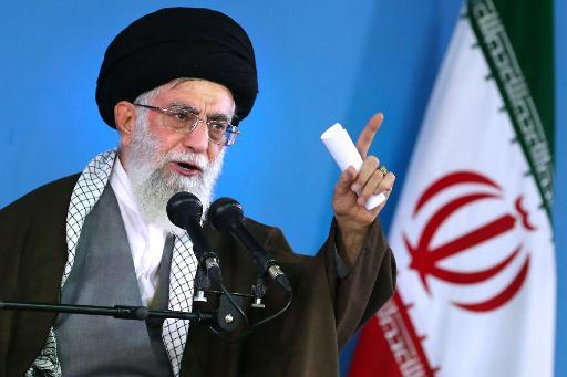 Supreme Leader Ayatollah Ali Khameini