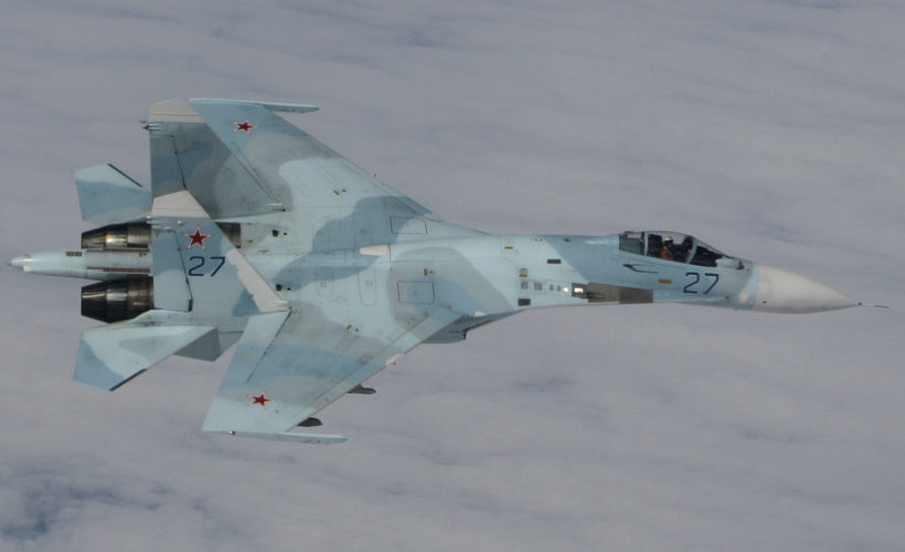 'Reckless' Russian fliers continue to taunt American jets