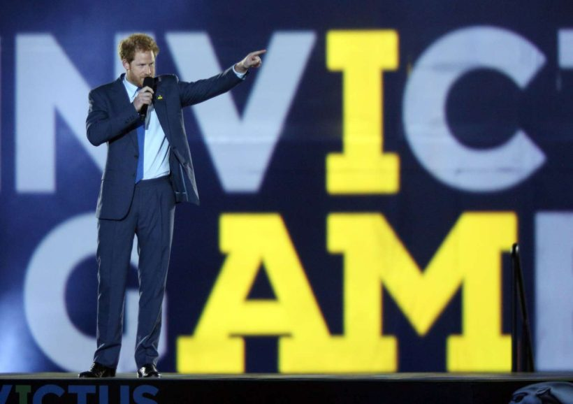 Prince Harry Brings Invictus Games to Florida