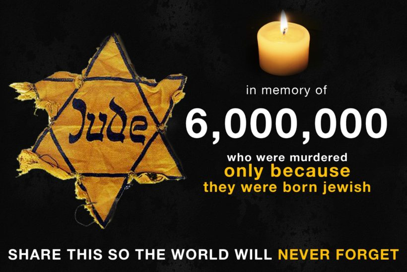 Yom HaShoah 2017: Remembering those killed in the Nazi Holocaust