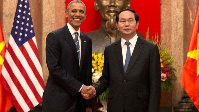 president-obama_vietnam-communist-president-Tran-Dai-Quang