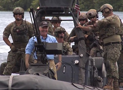 Special Operations Forces Invade Tampa…In A Training Exercise