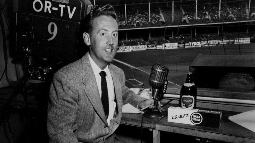 Vin Scully is the greatest friend baseball has ever had
