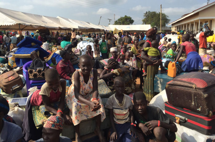 News from South Sudan, Philippines and Russia