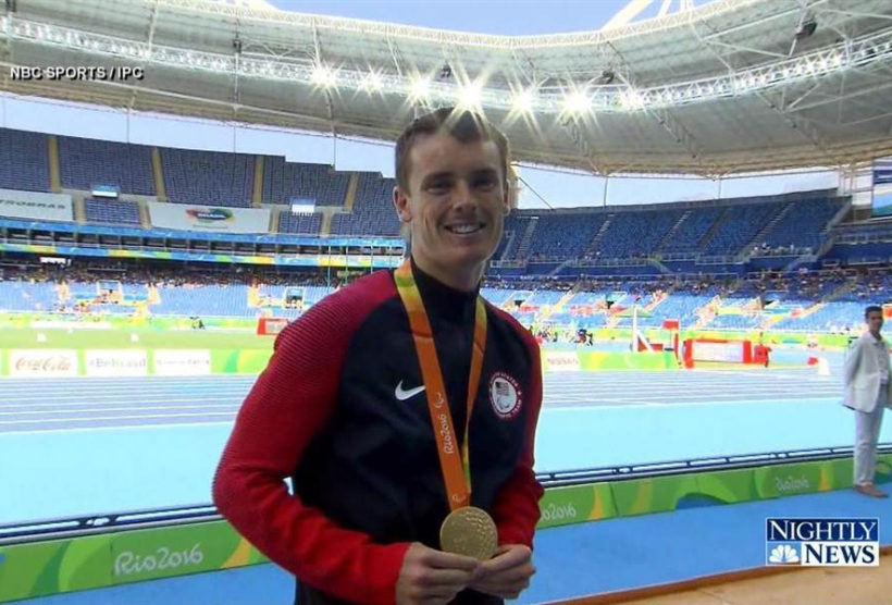 1st American Runner with Autism Wins Paralympic 1500 Meter Gold