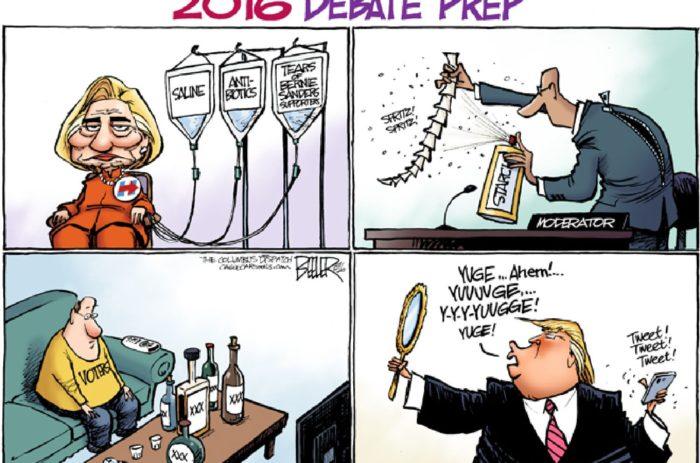 2016 Debate Prep