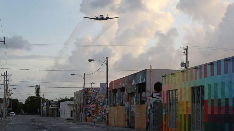Miami Beach wary of spraying Zika chemical